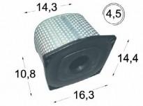 въздушен филтър за GSX-R 750-1100 cc