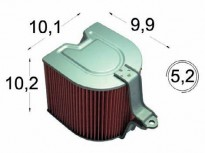 въздушен филтър за HONDA CN 250 cc