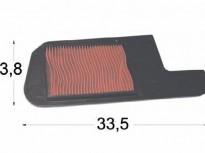 въздушен филтър за HONDA FORESIGHT, PEUGEOT, PIAGGIO X9