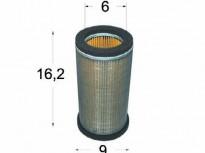 въздушен филтър за KAWASAKI ER 500 (96-05)