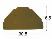 въздушен филтър за KAWASAKI ZX6-R (95-97)