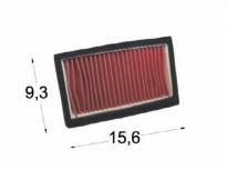 въздушен филтър за YAMAHA ST 600, XT 600, XTZ660 Tenere