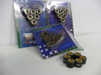 вариаторни ролки за APRILIA, GILERA, KYMCO, MALAGUTI, PIAGGIO 500cc ф25x22.2 20гр.