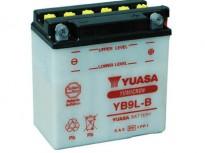мото акумулатори за скутери, мотори,ATV TASHIMA YUASA YB9L-B 12V9Ah 138x77x141mm