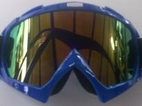 очила за кросови мотори и ендуро,огледално стъкло, различни цветове