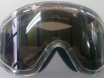очила за кросови мотори и ендуро, опушено стъкло ,различни цветове