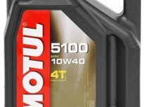 масло за скутер,мотоциклет,ATV,MOTUL 5100 10W40 Ester 4Т 1л.-4л.