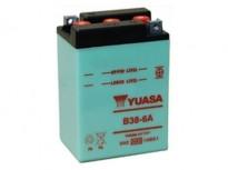 мото акумулатори за скутери, мотори,ATV TASHIMA YUASA B38-6A 6V18Ah 119x83x161mm