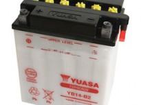 мото акумулатори за скутери, мотори,ATV TASHIMA YUASA YB14-B2 12V14Ah 136x91x168mm