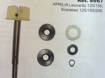 APRLIA LEONARDO 125-150cc, SCARABEO 125-150-200cc