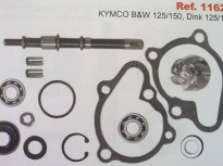 KYMCO DINK 125-150cc