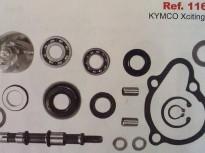 KYMCO XCITING 250cc