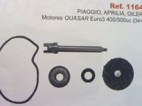 PIAGGIO, APRILIA, GILERA 400-500cc (04&gt;)