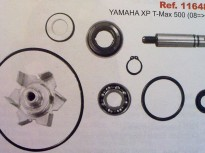 YAMAHA XP T-MAX 500cc(08>)