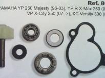 YAMAHA MAJESTI YP 250cc (96-03) X-MAX 250cc (05>) XC VERSITY 300cc (04>)