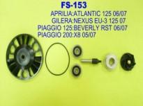 APRILIA ATLANTIC-125cc GILERA NEXUS PIAGGIO BEVERLY PIAGGIO-200 X8