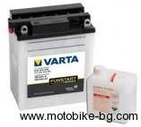 мото акумулатори за скутери, мотори,ATV VARTA YB12AL-A