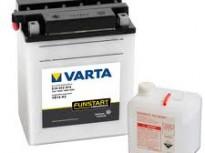 мото акумулатори за скутери, мотори,ATV VARTA YB14A-A2