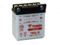 мото акумулатори за скутери, мотори,ATV TASHIMA YUASA YB3L-B 12V3Ah 99x57x111mm