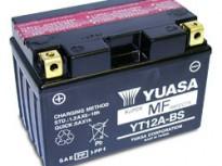 мото акумулатори за скутери, мотори,ATV TASHIMA YUASA YT12A-BS 12V 9.5Ah 150x87x105mm