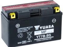 мото акумулатори за скутери, мотори,ATV TASHIMA YUASA YT7B-BS 12V6.5Ah 150x65x93mm