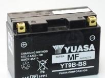 мото акумулатори за скутери, мотори,ATV TASHIMA YUASA YT9B-BS 12V8Ah 150x70x105mm