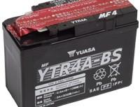 мото акумулатори за скутери, мотори,ATV TASHIMA YUASA YTR4A-BS 12V2,3Ah 113x48x86mm