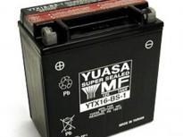 мото акумулатори за скутери, мотори,ATV TASHIMA YUASA YTX16B-BS 12V14Ah 150x87x161mm