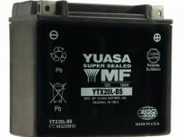 мото акумулатори за скутери, мотори,ATV TASHIMA YUASA YTX20L-BS 12V18Ah 175x87x155mm