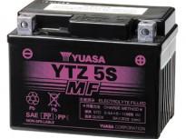 мото акумулатори за скутери, мотори,ATV TASHIMA YUASA YTZ5S-BS 12V3.5Ah 113x70x85mm