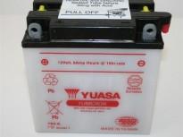 мото акумулатори за скутери, мотори,ATV TASHIMA YUASA YB9-B 12V9Ah 138x77x141mm